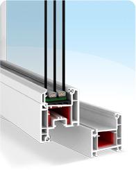 Rehau blitz design пластиковые окна окна пвх.